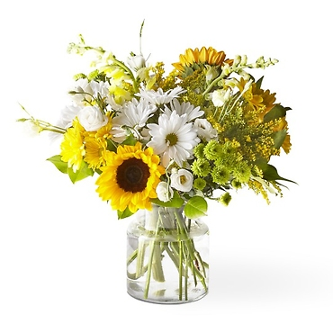 The FTD Hello Sunshine Bouquet